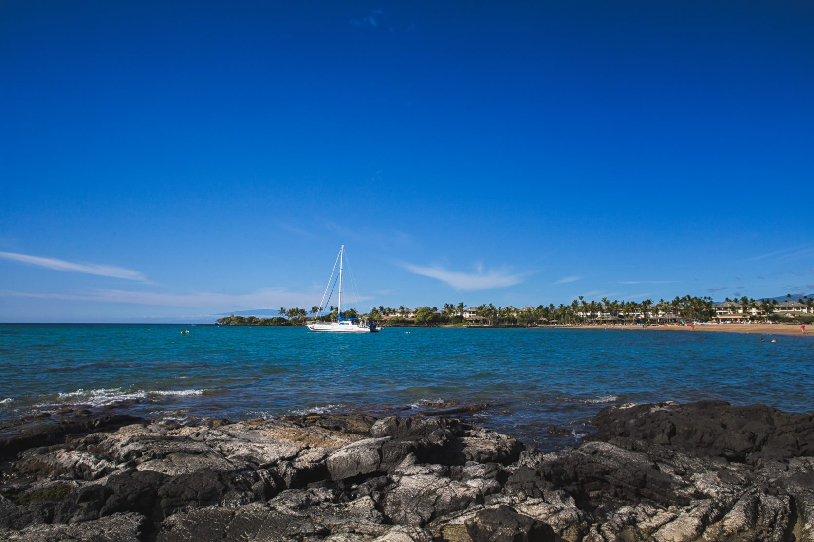 A Bay Anaehoomalu Bay kailua kona hawaii location big island photographer