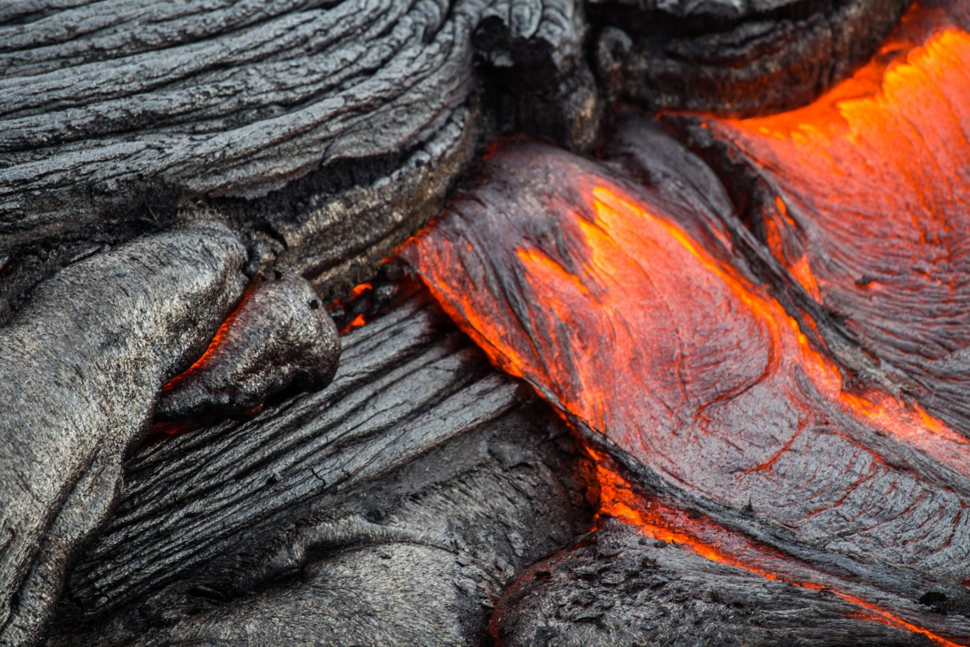 lava big island hawaii