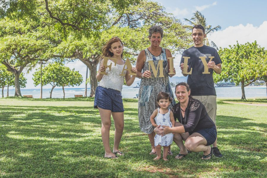 Oahu Magic Island Family Session Hawaii Family Photographer Beyond the Box Photography Debi Buck 103