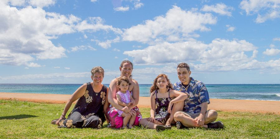 Oahu Magic Island Family Session Hawaii Family Photographer Beyond the Box Photography Debi Buck 123