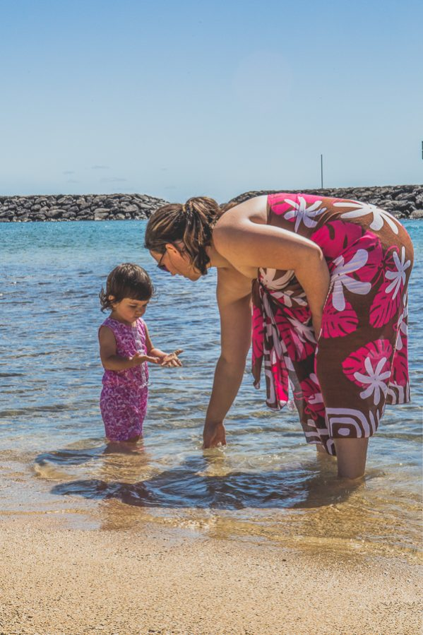 Oahu Magic Island Family Session Hawaii Family Photographer Beyond the Box Photography Debi Buck 168